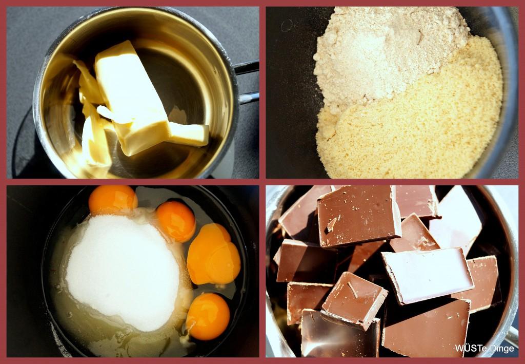 chocolate overdose- Zutaten