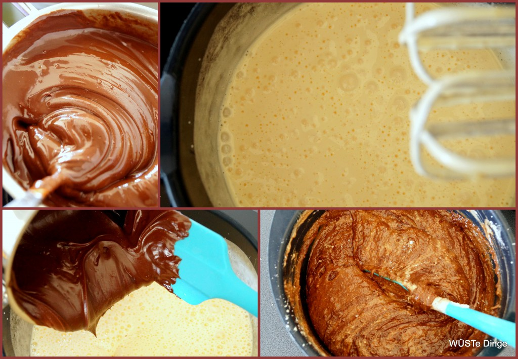 chocolate overdose- in the mix