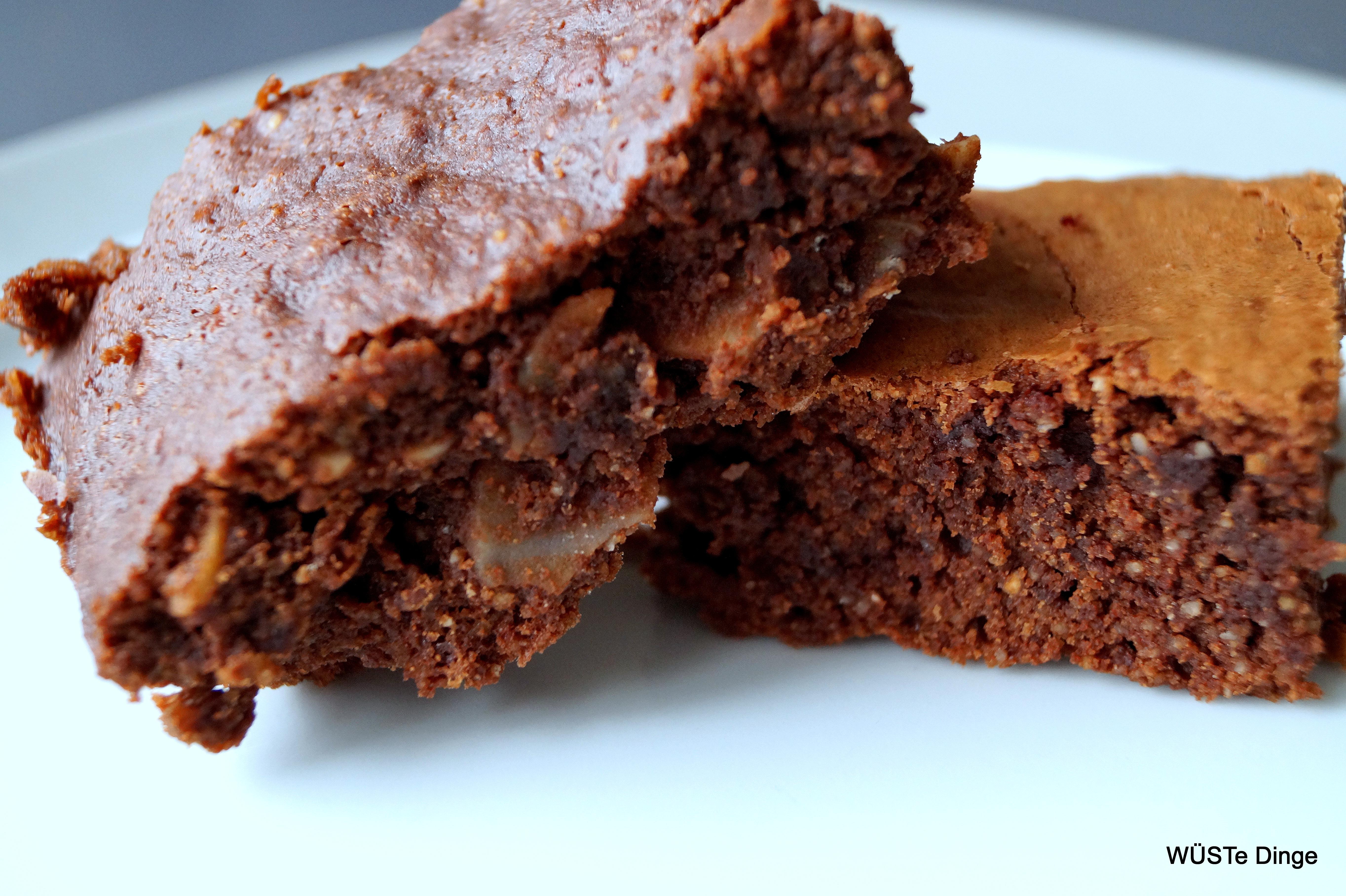 Schokoladenbrownies – MINZE
