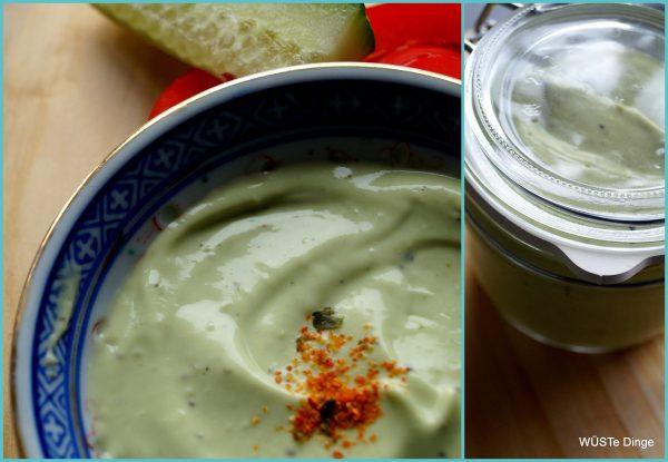 Avocado-Drip: für sofort und später