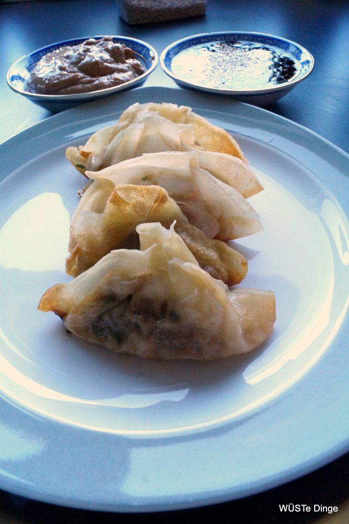 dumplings- lecker