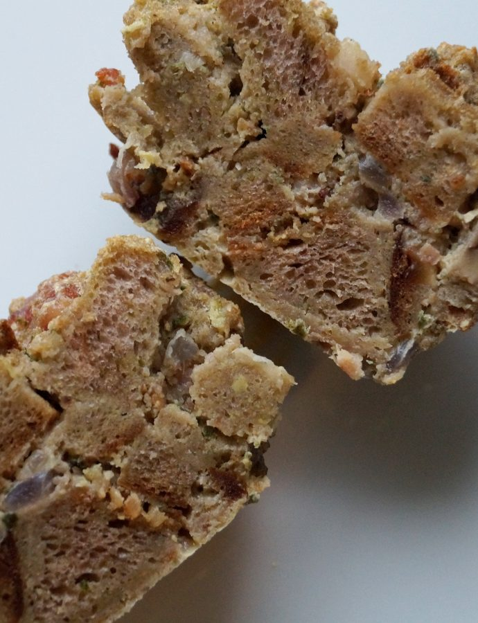 Brotmuffins, Beilage oder snack?!