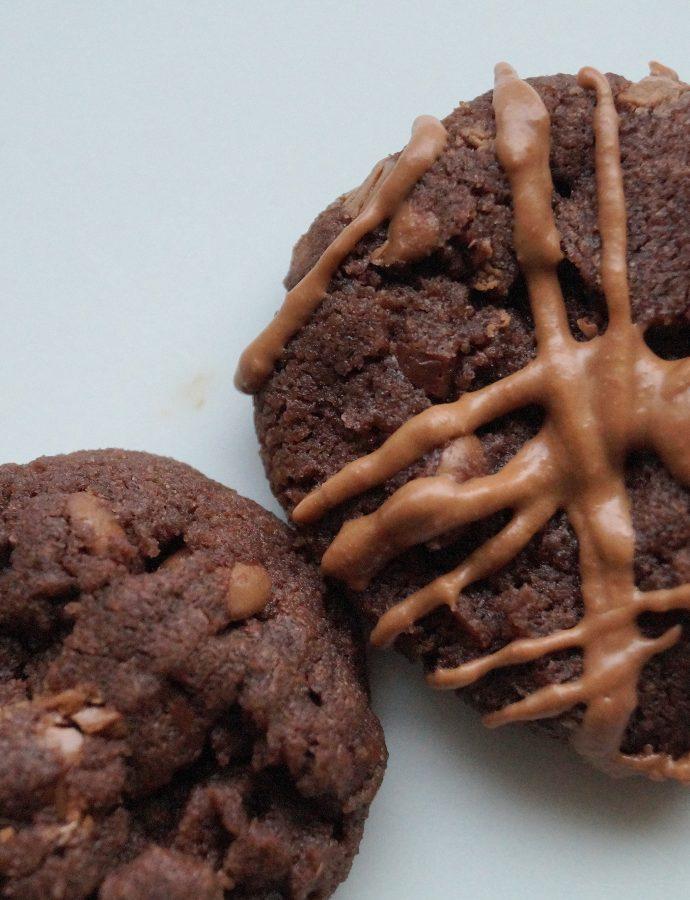 chock-shock oder der schokoladigste Keks