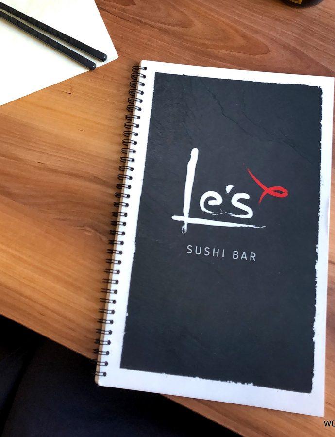 Mannheim – Le´s Sushi Bar