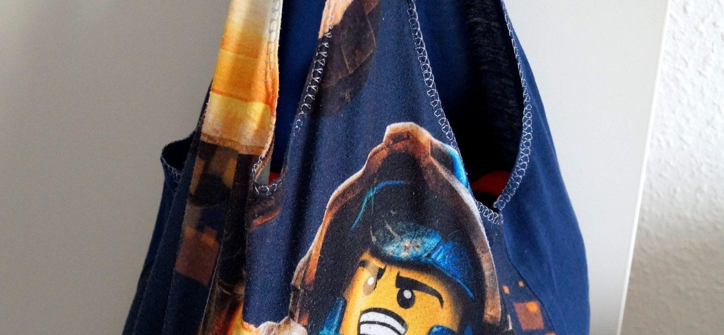 refashion – T-Shirt zu Tasche