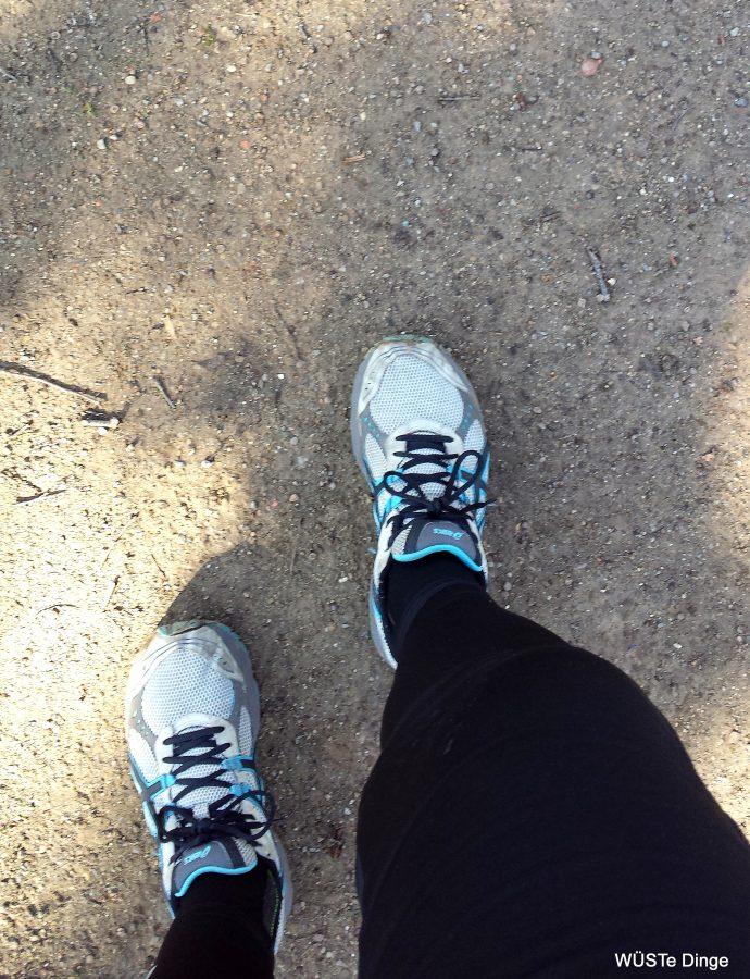 Laufen – Dinge, die ich gelernt habe