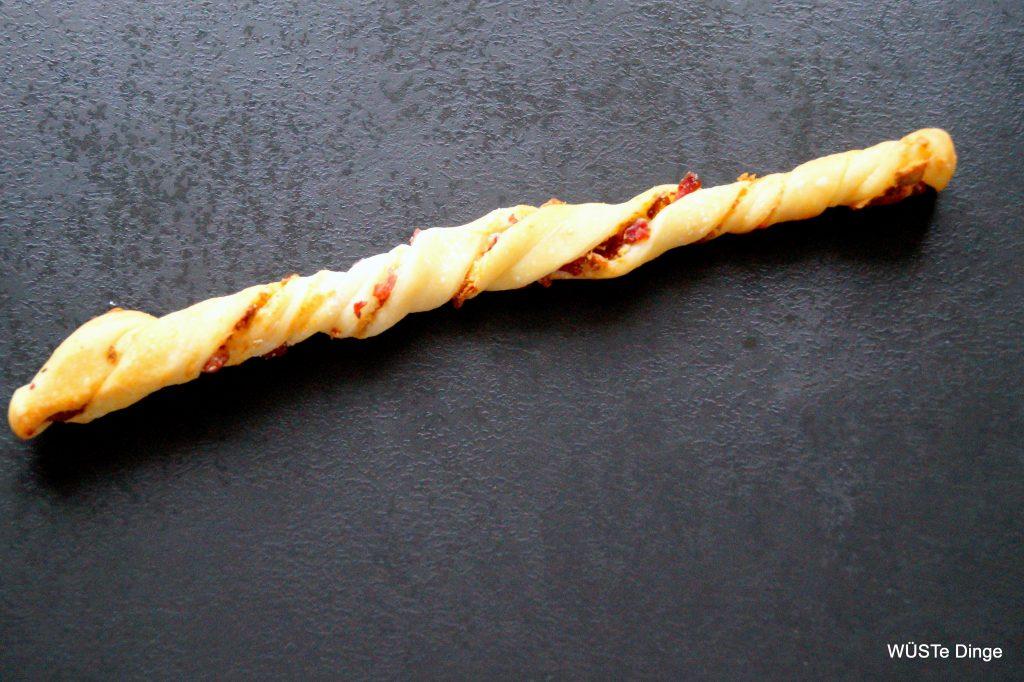 Single Pizzastange-Elsässer Art