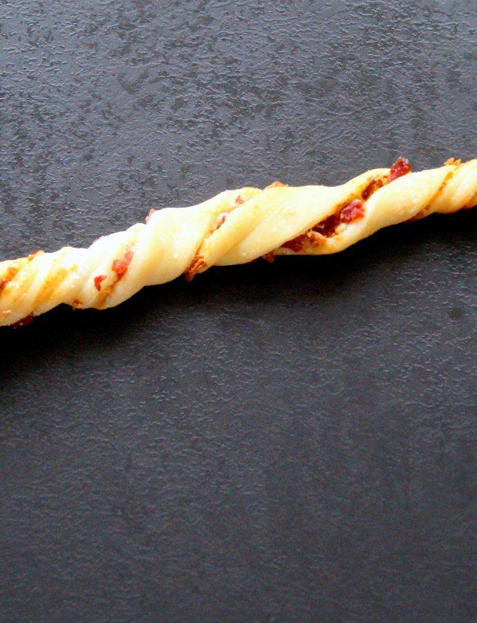 Pizzastangen-Elsässer Art