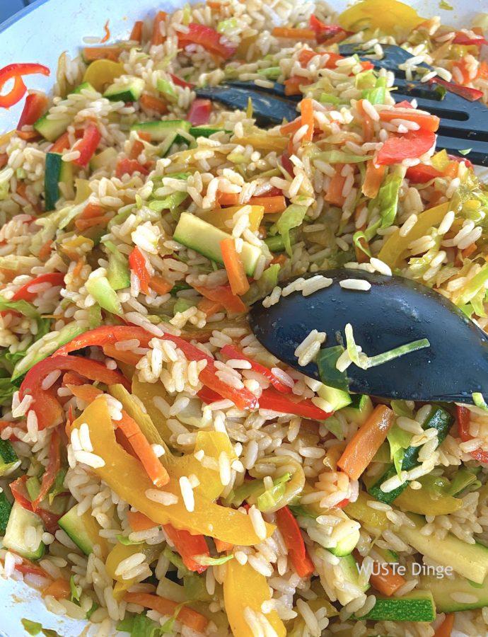 Asia-Reis – ein Grundrezept