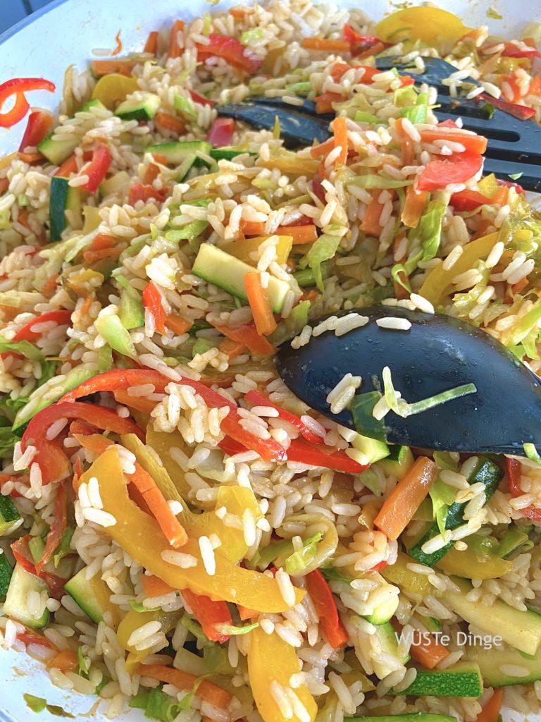 lecker Asia-Reis