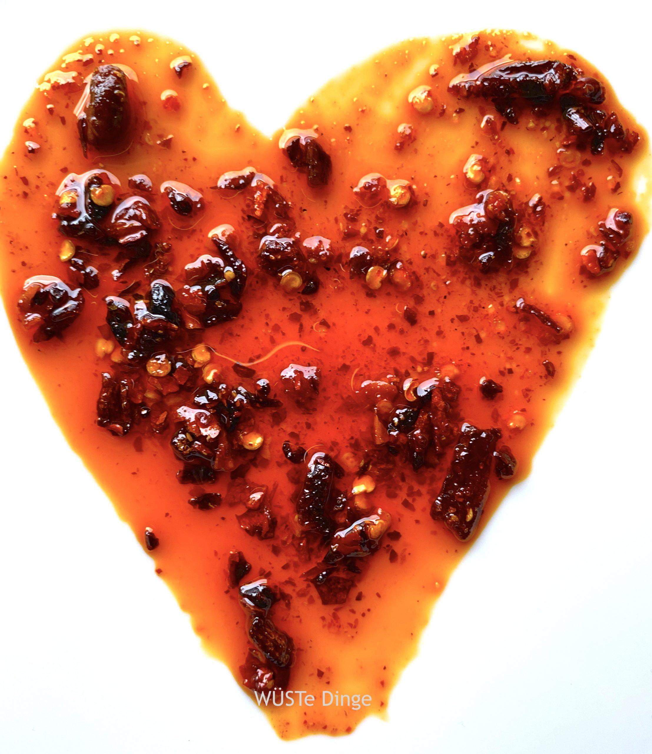 Favoriten – Laoganma (crispy chilli in oil)