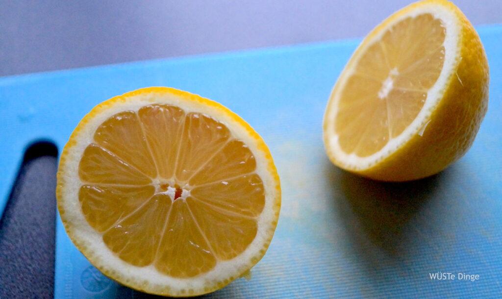 Zitrone für den Zaubertrank